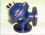 彎頭型水錘吸收器
